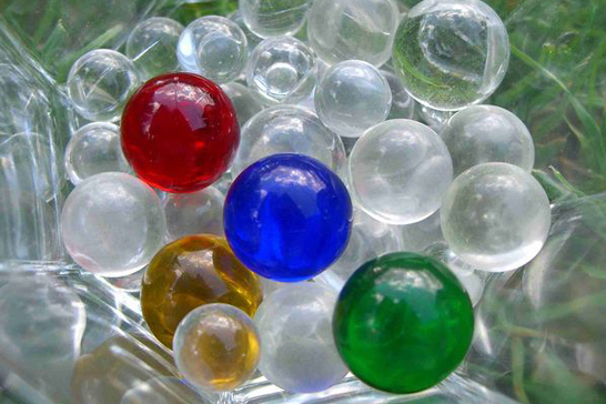 Glass Beads Welcome In The World Of Glass Balls
